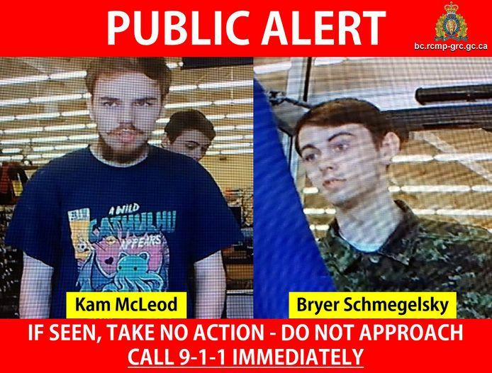 De politiewaarschuwing voor de vuurgevaarlijke tieners.