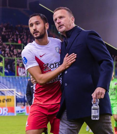 Van den Brom: Wij gaan niet helemaal inzakken tegen PSV
