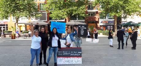 Jonge moeder Zuleyka uit Cuijk strijdt voor 'onze' kinderen na heroprichting pedopartij: 'Ik vind dit niet normaal'