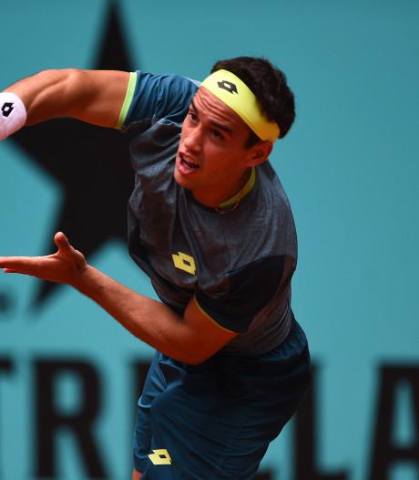 Tennisser Nicolas Kicker schuldig aan matchfixing