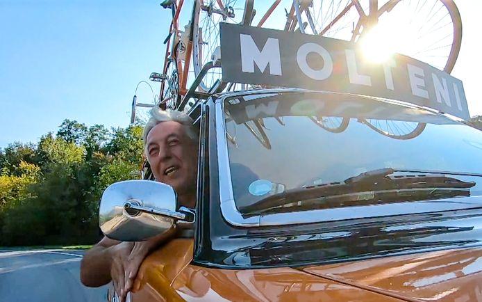 Eddy Planckaert in 'Ze Zeggen Dat'