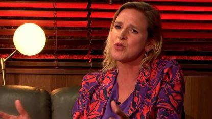 Aangeslagen Tine Embrechts over plotse dood van boezemvriend Tom Hautekiet