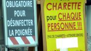 """N-VA schrijft open brief aan winkeliers nadat steeds meer tweetalige opschriften opduiken: """"Gebruik Nederlands als enige taal"""""""