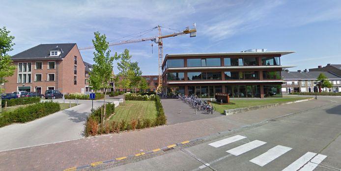 Het woonzorgcentrum Sint-Augustinus in Torhout waar ook het centrum voor dagverzorging is gevestigd.