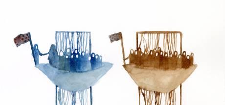 Kunstenares Toos Nijssen bundelt dagelijkse 'spiegels in aquarel': 'Ik kan niet zonder'