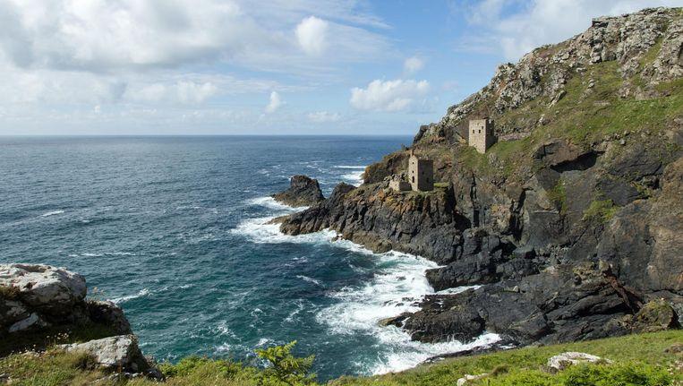 De Botallack Mine aan de noordkust van Cornwall. Beeld Matthew Jessop / Visit Cornwall