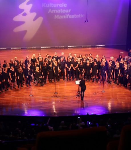 Eerste grote show voor Popkoor Prestige Breda