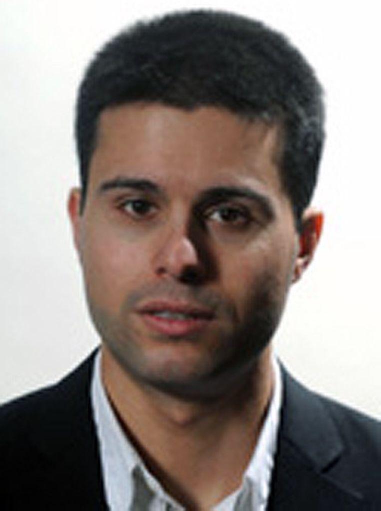 Hasan Küçük. Beeld Gemeente Den Haag