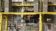Gevel ex-school Broelkant deels ingestort