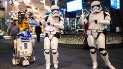 Disney presenteert streamingdienst en 'Star Wars'-prequel