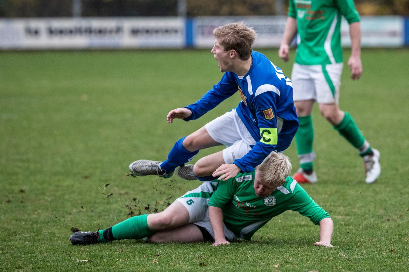 SVGG speelt komend seizoen uitwedstrijden in onder meer Ede, Arnhem en Hall