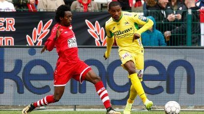 Zes doelpunten, één rode kaart: Antwerp en Oostende delen punten na boeiende partij