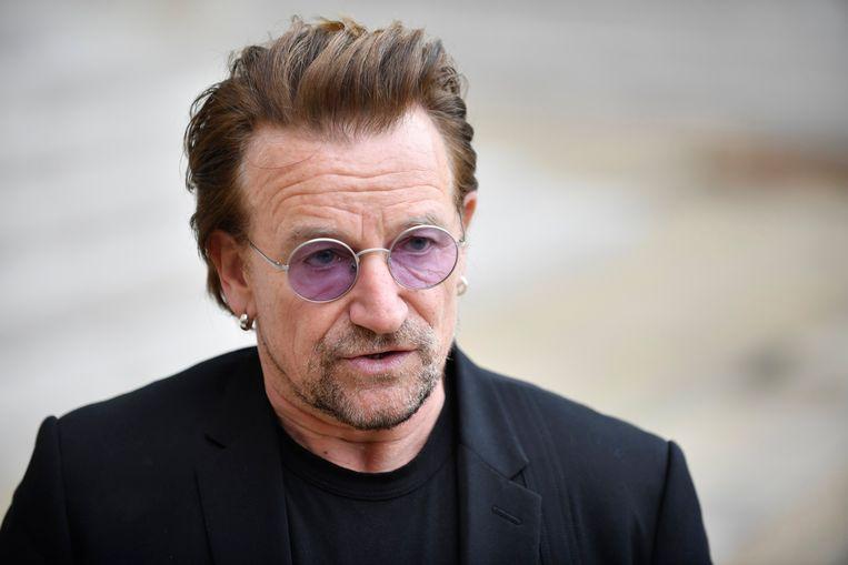 U2 zanger Bono heeft het niet zo voor streamingdiensten.