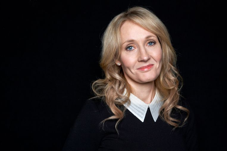 Schrijfster J.K. Rowling Beeld ap