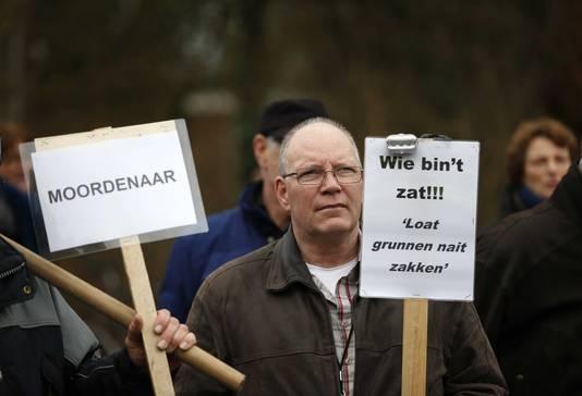 Begin 2014 was de sfeer in Loppersum grimmig toen minister Kamp zijn besluit kwam toelichten om de gaskraan iets dicht te draaien, volgens Groningers veel te weinig.