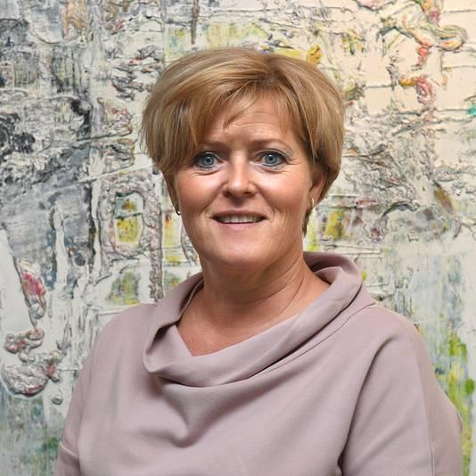 Marleen Sijbers, burgemeester van de gemeente Sint Anthonis.