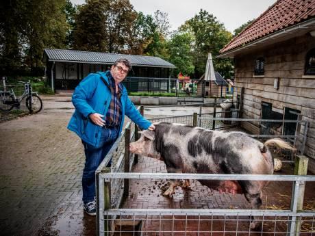 Knokken loont voor Alphense kinderboerderij: 'Plan om Bospark te sluiten was halfslachtig'