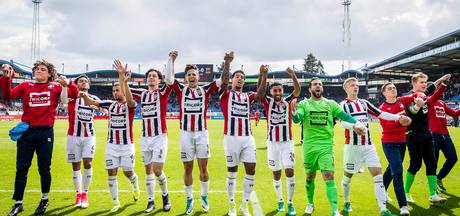 Willem II sluit seizoen af tegen VOAB