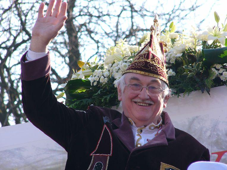 Kamiel Sergant in 2005.