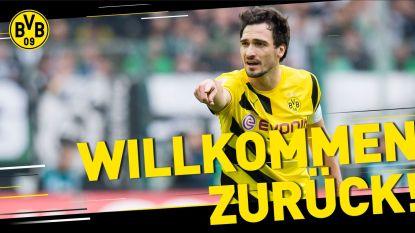 Transfer Talk. Hummels keert terug naar Dortmund -  Ampomah stuurt kat naar training W.-Beveren - middenvelder alweer weg bij Antwerp