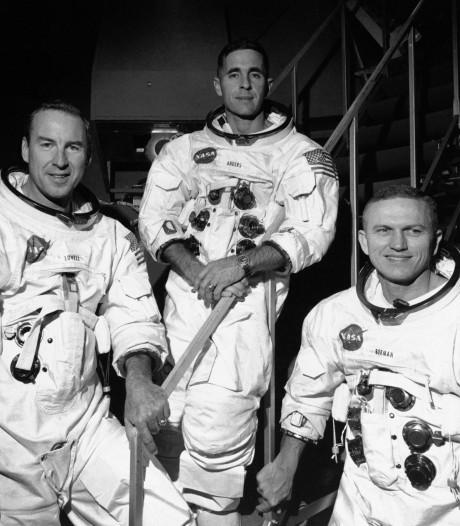 Missie van Apollo 8 maakte weg vrij voor de mens op de maan