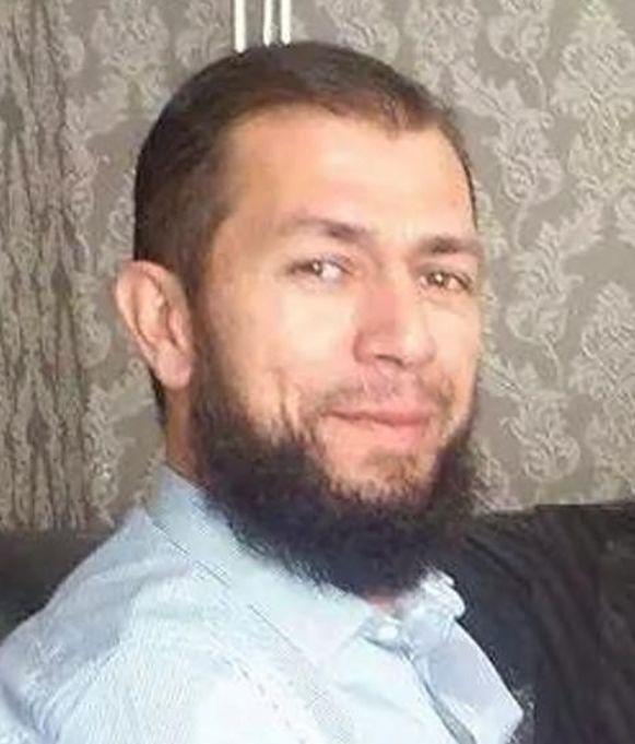 Imer Kajtazi, woordvoerder van de Romagemeenschap.