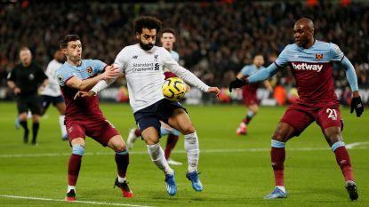 LIVE. Origi versiert strafschop, Salah scoort vanaf de stip