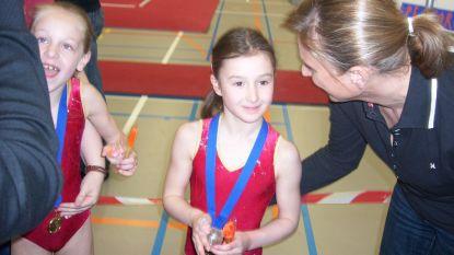 Dit jaar won ze EK-goud en WK-brons, maar deze beelden bewijzen dat Nina Derwael (17) de basis voor haar succes al véél vroeger legde