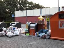 Overlast van afval in Enschede? Geduld, raad is met reces