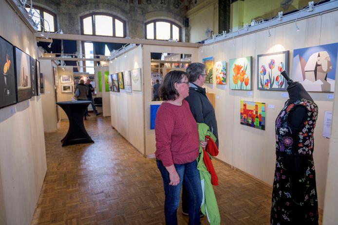 De expositie 'Eigen Oogst' die in november zou plaatsvinden, gaat ook niet door vanwege corona.