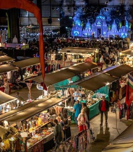 Pasar Malam weer groots terug op Breepark