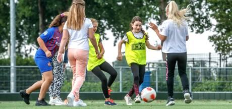 Virtus verzorgt voetbalclinic voor de Arenberg en misschien nog wel meer scholen