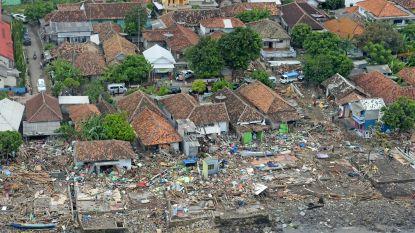 Paniek na aardbeving in Indonesië, maar nieuwe tsunami blijft uit