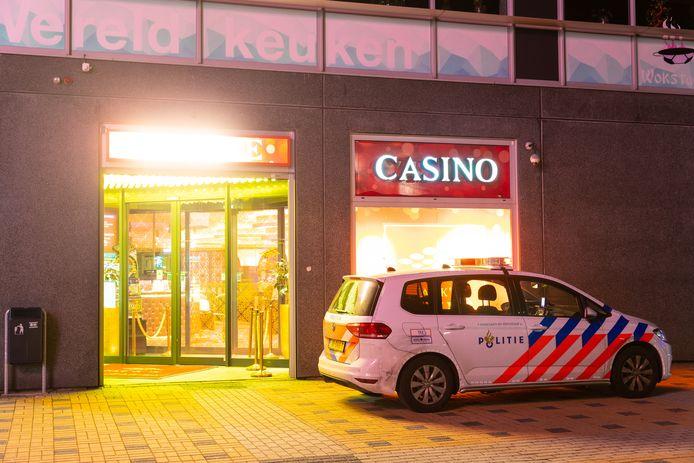 Bij Jack's Casino in Zwolle vond vorig jaar maart een overval plaats