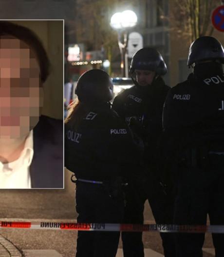 Duitse recherche gaat uit van rechts-extremistische motieven bij schutter shishalounges