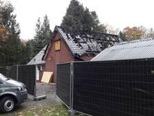 Woning in Heerde vrijwel zeker in brand gestoken