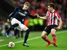 Rekik met Hertha uitgeschakeld in Europa League