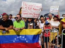 Venezolaans verzet in Florida: 'Vrijheid is wat we willen én zullen krijgen'
