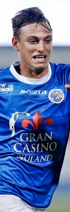 Stefano Beltrame, gangmaker én goalgetter van FC Den Bosch: 'Stel je voor dat we promoveren'