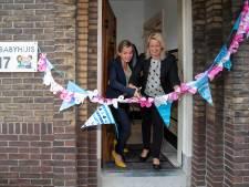 Stichting Babyhuis, met vestiging in Schiedam, genomineerd voor Appeltje van Oranje