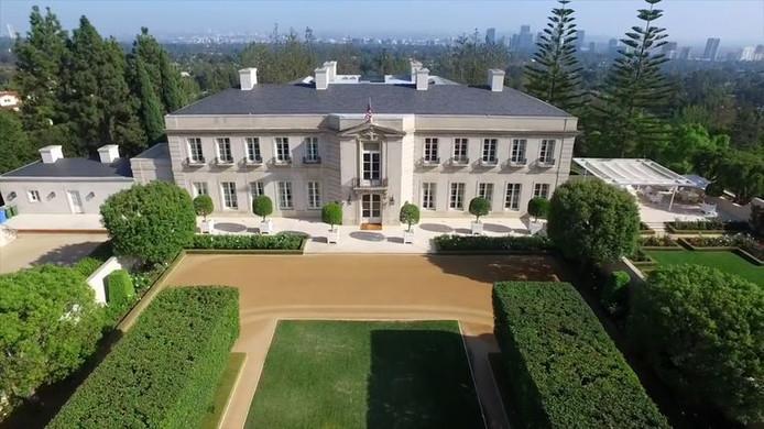 Dit is het duurste huis van de Verenigde Staten.
