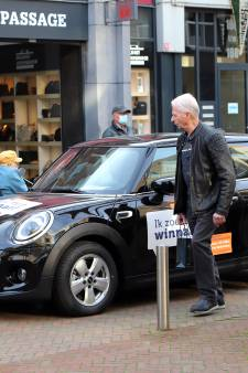 Waar blijft winnaar van nieuwe auto? 'Ik heb m'n Oudejaarslot al lang weggegooid'