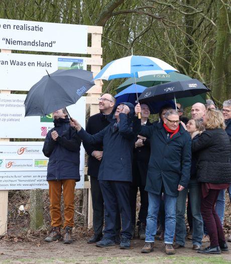 Digitale stembus voor uitkijkpunt Niemandsland geopend