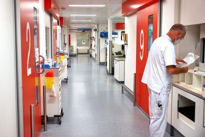 De Spoedeisende Hulp van het Catharina Ziekenhuis.