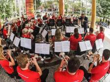 Na jaren alsnog 'kampioensbank' voor Aalburgse brassband
