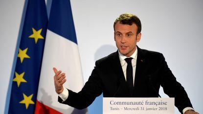 """Macron reageert fors na aanval tegen joods jongetje (8) in voorstad Parijs: """"Dit is aanval tegen hele Republiek"""""""
