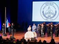 Bezoekers RMS-dag in Apeldoorn vinden herdenken belangrijker dan 'gedoe vooraf'