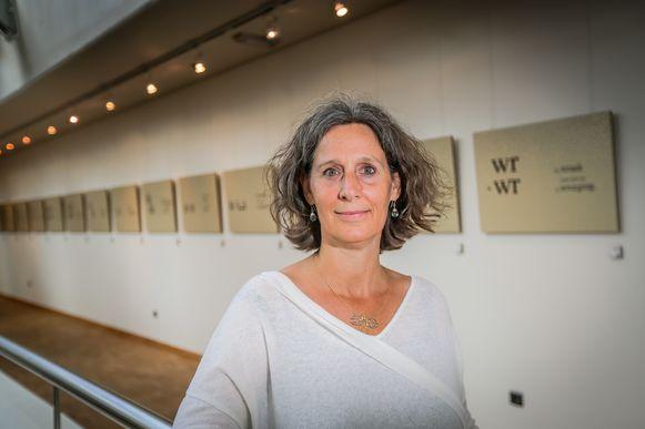 Walda Verbaenen bedacht het lettertype 'Phonotype'.