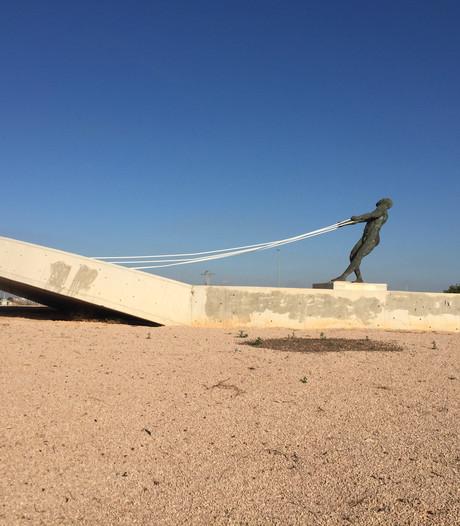 Weer een 'brugdrager' opgedoken die op beoogd Helmonds kunstwerk lijkt