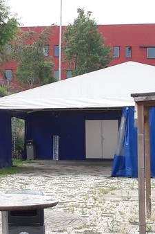 Supportershome van FC Den Bosch staat op Marktplaats te koop